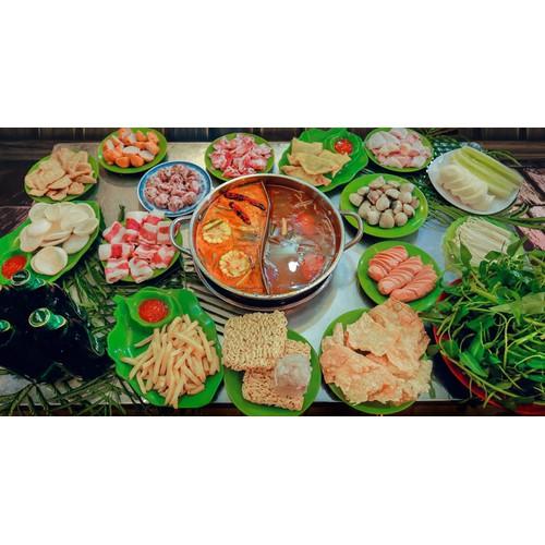 [Chỉ 79k] Buffet Lẩu Ngon Tuyệt Đỉnh Tại Bếp Thái Sawadee - Áp Dụng 02 Cơ Sở