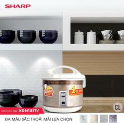 Nồi cơm điện Sharp 1.8L