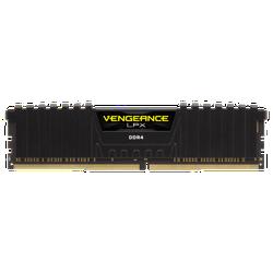 RAM Corsair 16GB DDR4 Bus 2666 C16 Vengeance LPX CMK16GX4M1A2666C16 - CMK16GX4M1A2666C16