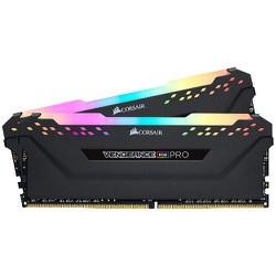 Ram Corsair Vengeance RGB Pro 16GB DDR4 3200 C16 CMW16GX4M2C3200C16 - CMW16GX4M2C3200C16