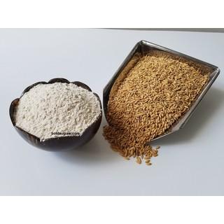 1kg bột cám gạo nếp thơm mịn nhà làm - 22k thumbnail