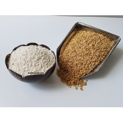 1kg bột cám gạo nếp thơm mịn nhà làm