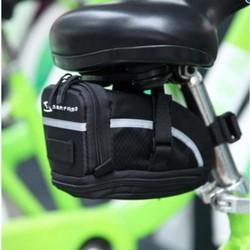 Túi yên xe đạp đa năng cao cấp chống nước T506I 1đen
