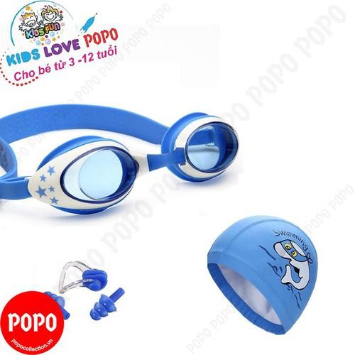 Kính bơi trẻ em Star, Nón bơi trẻ em ngộ nghĩnh, Bịt tai kẹp mũi-Blue - 5160599 , 11451199 , 15_11451199 , 319000 , Kinh-boi-tre-em-Star-Non-boi-tre-em-ngo-nghinh-Bit-tai-kep-mui-Blue-15_11451199 , sendo.vn , Kính bơi trẻ em Star, Nón bơi trẻ em ngộ nghĩnh, Bịt tai kẹp mũi-Blue