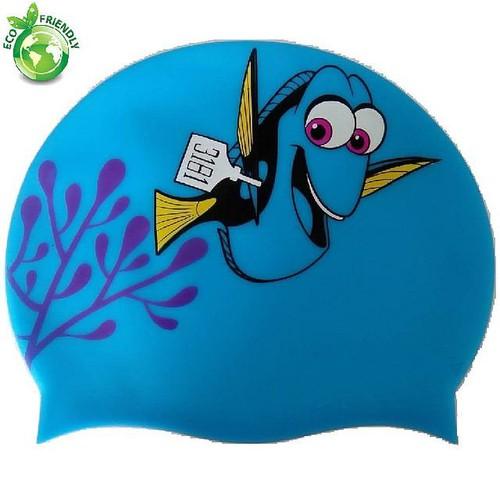 Nón bơi trẻ em NEMO chống nước, chất liệu Silicone an toàn-Blue - 5163404 , 11454152 , 15_11454152 , 89000 , Non-boi-tre-em-NEMO-chong-nuoc-chat-lieu-Silicone-an-toan-Blue-15_11454152 , sendo.vn , Nón bơi trẻ em NEMO chống nước, chất liệu Silicone an toàn-Blue