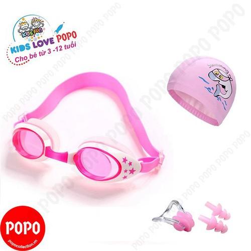 Kính bơi trẻ em Star, Nón bơi trẻ em ngộ nghĩnh, Bịt tai kẹp mũi-Pink - 5160598 , 11451196 , 15_11451196 , 319000 , Kinh-boi-tre-em-Star-Non-boi-tre-em-ngo-nghinh-Bit-tai-kep-mui-Pink-15_11451196 , sendo.vn , Kính bơi trẻ em Star, Nón bơi trẻ em ngộ nghĩnh, Bịt tai kẹp mũi-Pink