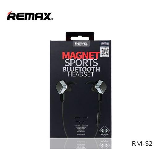 Tai nghe Nam châm Thể thao Bluetooth V4.1 Remax S2 - 10828505 , 11339179 , 15_11339179 , 349000 , Tai-nghe-Nam-cham-The-thao-Bluetooth-V4.1-Remax-S2-15_11339179 , sendo.vn , Tai nghe Nam châm Thể thao Bluetooth V4.1 Remax S2