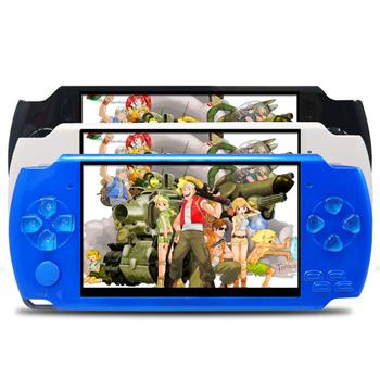 Máy chơi game cầm tay X6 1000 game hỗ trợ mở rộng 16G