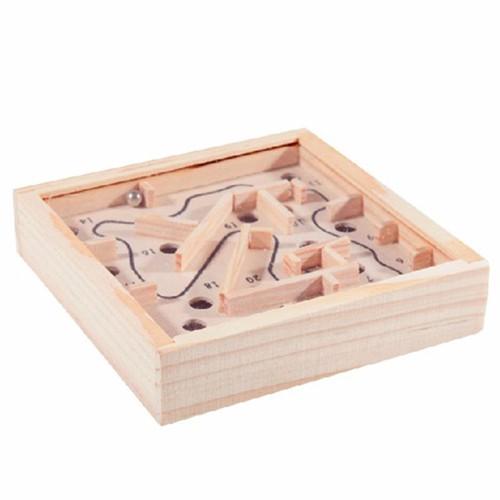 Hộp gỗ đồ chơi lăn bi mê cung - 7246883 , 13934928 , 15_13934928 , 59000 , Hop-go-do-choi-lan-bi-me-cung-15_13934928 , sendo.vn , Hộp gỗ đồ chơi lăn bi mê cung