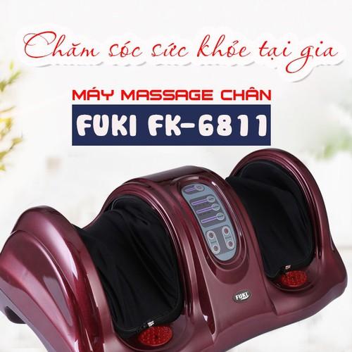 Máy massage chân hồng ngoại Fuki Nhật Bản FK-6811 màu nâu - 10651165 , 11348820 , 15_11348820 , 2590000 , May-massage-chan-hong-ngoai-Fuki-Nhat-Ban-FK-6811-mau-nau-15_11348820 , sendo.vn , Máy massage chân hồng ngoại Fuki Nhật Bản FK-6811 màu nâu