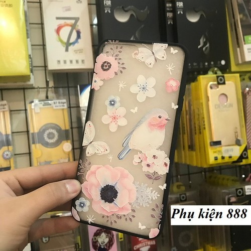 Ốp lưng cứng Iphone 7P đất lành chim đậu Fashion Case