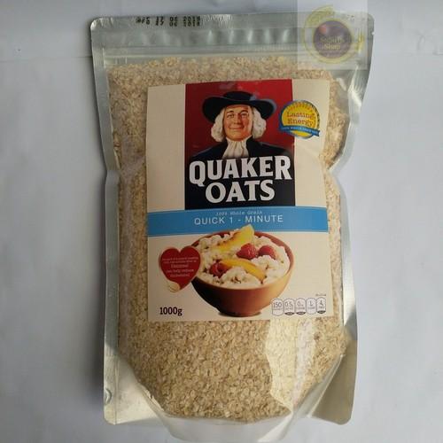 Yến Mạch Quaker Oats túi 1kg