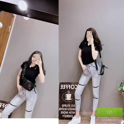 Quần Jean nữ thời trang, kiểu mới phong cách sành điệu