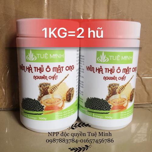 1kg HÀ THỦ Ô MẬT ONG
