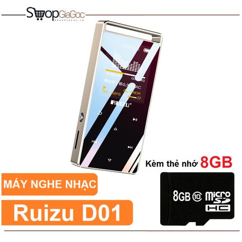 Máy nghe nhạc Lossless thể thao HiFi Ruizu D01 8GB + Thẻ Nhớ 8GB - 10834814 , 11363129 , 15_11363129 , 1039000 , May-nghe-nhac-Lossless-the-thao-HiFi-Ruizu-D01-8GB-The-Nho-8GB-15_11363129 , sendo.vn , Máy nghe nhạc Lossless thể thao HiFi Ruizu D01 8GB + Thẻ Nhớ 8GB