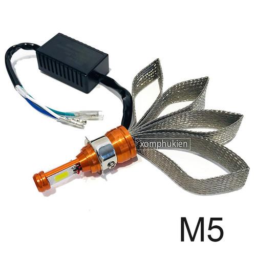 Đèn Pha Led 2 Tim M5 cho xe Wave đời cũ [ BH 3 tháng ] - 10832333 , 11354191 , 15_11354191 , 215000 , Den-Pha-Led-2-Tim-M5-cho-xe-Wave-doi-cu-BH-3-thang--15_11354191 , sendo.vn , Đèn Pha Led 2 Tim M5 cho xe Wave đời cũ [ BH 3 tháng ]