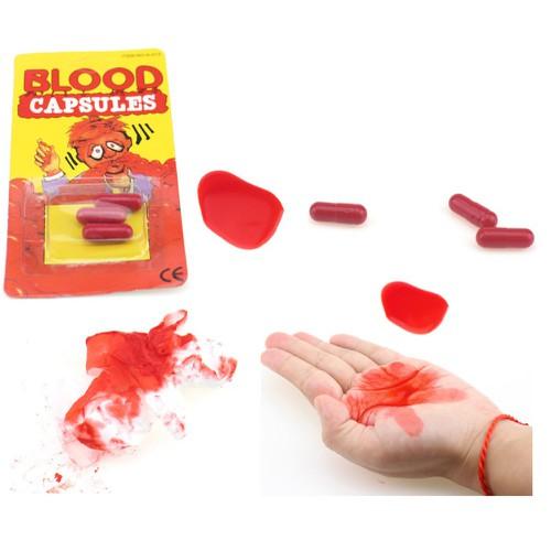 Combo 9 viên máu giả - 6504400 , 13148327 , 15_13148327 , 49000 , Combo-9-vien-mau-gia-15_13148327 , sendo.vn , Combo 9 viên máu giả