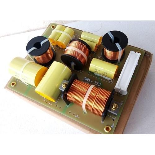 Một mạch phân tần loa cao cấp SRX 725