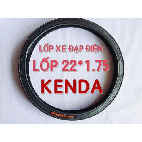 LỐP XE ĐẠP ĐIỆN 22_175 KENDA