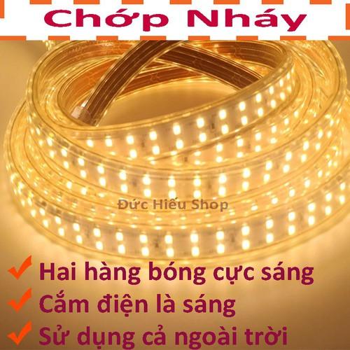 Đèn LED dây đôi 2835-5M - 5126159 , 11357690 , 15_11357690 , 105000 , Den-LED-day-doi-2835-5M-15_11357690 , sendo.vn , Đèn LED dây đôi 2835-5M