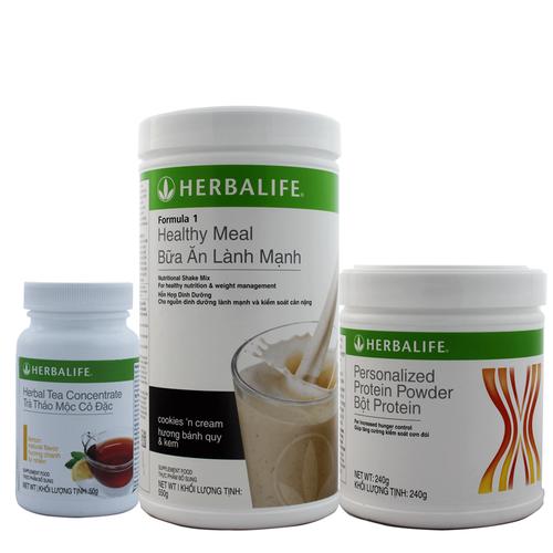 Herbalife - BỘ GIẢM CÂN CƠ BẢN HERBALIFE!!!