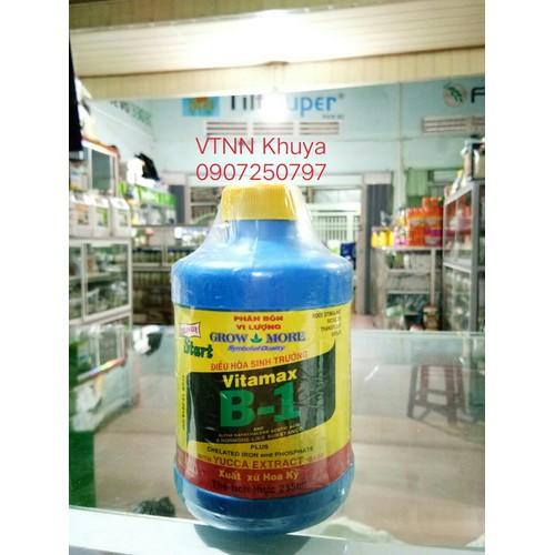 Phân bón vi lượng Liquinox Start Vitamax B1 235ml