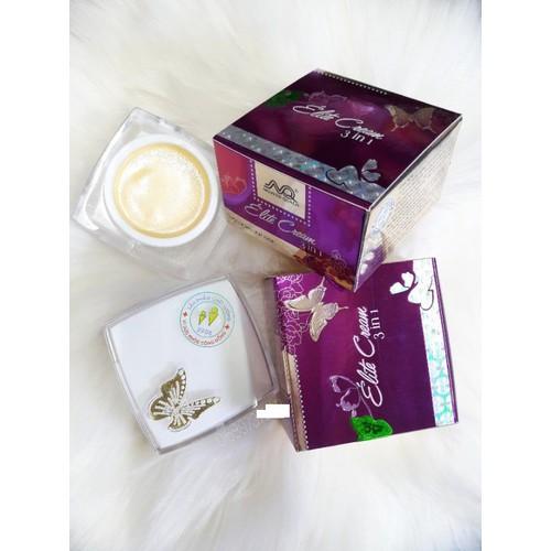 Kem ngăn ngừa mụn nám và tái tạo da Elite Cream 3in1