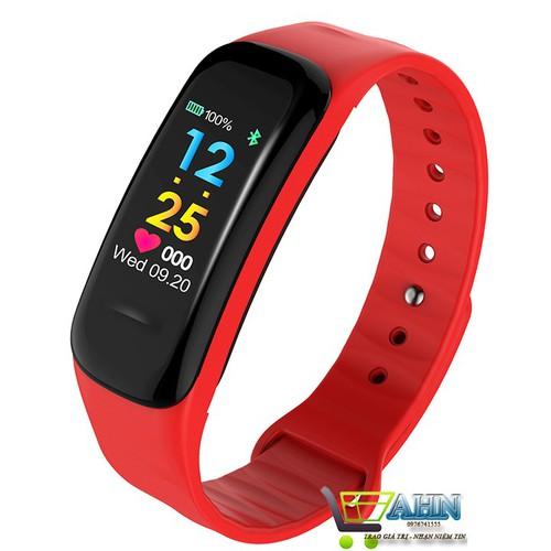 Vòng đeo tay thông minh Wearfit C1 , Đo sức khỏe, báo tin điện thoại - 10838341 , 11380868 , 15_11380868 , 480000 , Vong-deo-tay-thong-minh-Wearfit-C1-Do-suc-khoe-bao-tin-dien-thoai-15_11380868 , sendo.vn , Vòng đeo tay thông minh Wearfit C1 , Đo sức khỏe, báo tin điện thoại