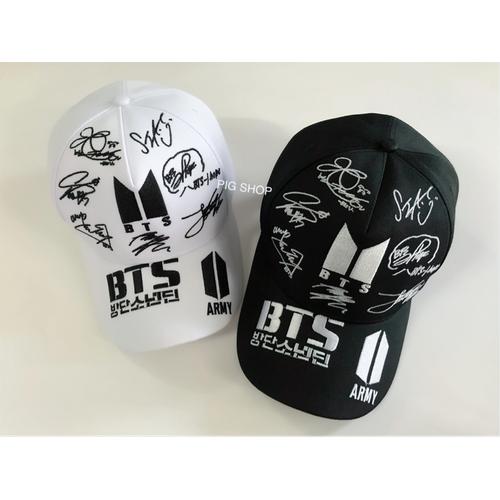 Nón kết Nón lưỡi trai các thành viên BTS hàn quốc