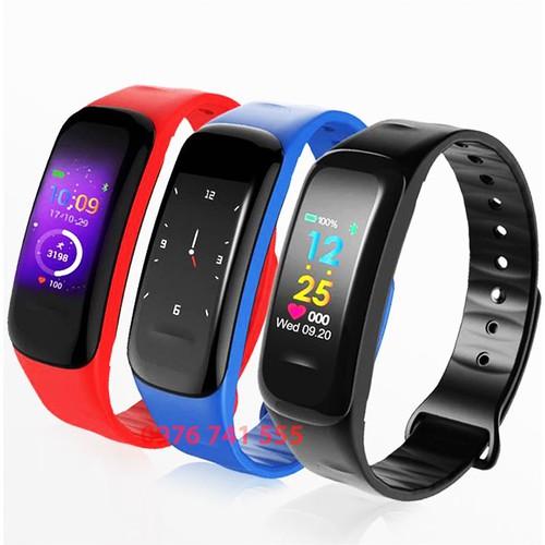 Đồng hồ, vòng đeo tay thông minh Wearfit C1 , Đo sức khỏe, báo tin điện thoại - 4482642 , 11637986 , 15_11637986 , 389000 , Dong-ho-vong-deo-tay-thong-minh-Wearfit-C1-Do-suc-khoe-bao-tin-dien-thoai-15_11637986 , sendo.vn , Đồng hồ, vòng đeo tay thông minh Wearfit C1 , Đo sức khỏe, báo tin điện thoại