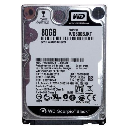 Ổ Cứng Laptop Cũ HDD Seagate 80G Cũ 7200rpm BH 6 Tháng 3