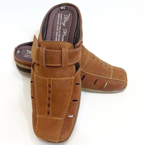 Giày Sabo Nam Da Bò Thời Trang Cao Cấp - JZ0544
