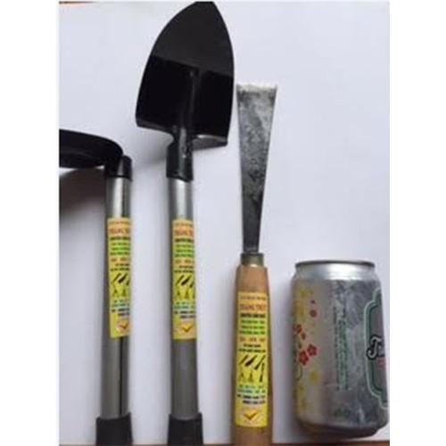 Bộ dụng cụ làm vườn 3 chi tiết- Dầm - cuốc - xẻng mini - 10838848 , 11382581 , 15_11382581 , 95000 , Bo-dung-cu-lam-vuon-3-chi-tiet-Dam-cuoc-xeng-mini-15_11382581 , sendo.vn , Bộ dụng cụ làm vườn 3 chi tiết- Dầm - cuốc - xẻng mini