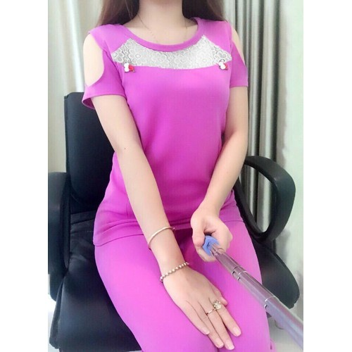 Bộ thun thời trang - 10839228 , 11384468 , 15_11384468 , 105000 , Bo-thun-thoi-trang-15_11384468 , sendo.vn , Bộ thun thời trang
