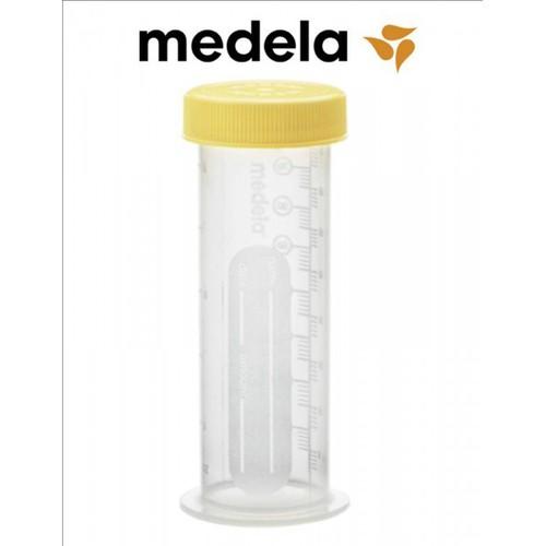 Bình trữ sữa Medela 80ml kèm nắp - 10841595 , 11394604 , 15_11394604 , 20000 , Binh-tru-sua-Medela-80ml-kem-nap-15_11394604 , sendo.vn , Bình trữ sữa Medela 80ml kèm nắp