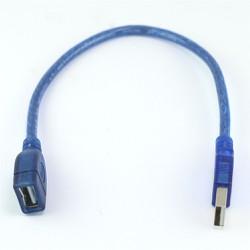CÁP NỐI USB LOẠI NGẮN 30CM