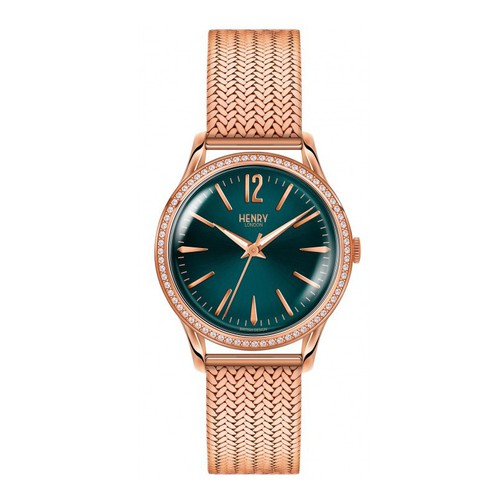 Đồng hồ Henry London nữ HL34-SM-0204 STRATFORD