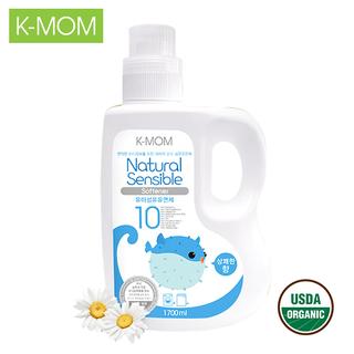 Nước giặt đồ sơ sinh K-Mom Hàn Quốc từ Thảo mộc hữu cơ màu Xanh - KM13162 thumbnail