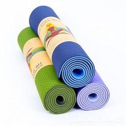 Thảm Yoga-màu ngẫu nhiên