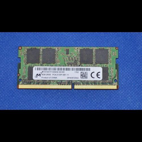 Ram Laptop Ram Micron DDR4 8G PC4-2133P Bus 2133 Mhz BH 60T