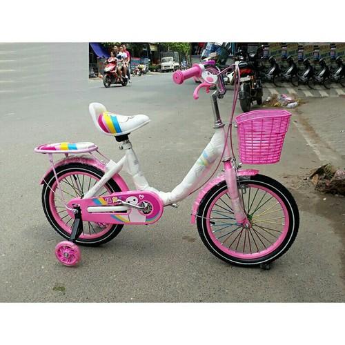 Xe đạp nữ mini bánh 16 inch cho bé gái 5-7 tuổi - 7838512 , 11392878 , 15_11392878 , 830000 , Xe-dap-nu-mini-banh-16-inch-cho-be-gai-5-7-tuoi-15_11392878 , sendo.vn , Xe đạp nữ mini bánh 16 inch cho bé gái 5-7 tuổi