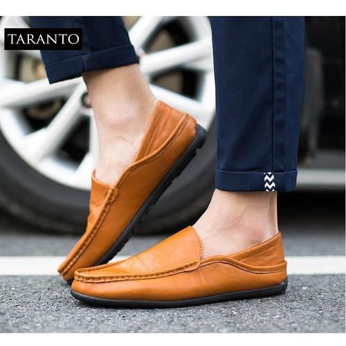 Giày lười thời trang nam  TARANTO TRT-GLN-02