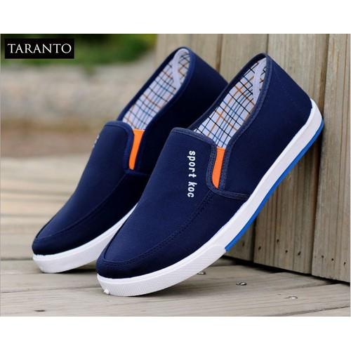 Giày vải nam TARANTO TRT-GLN-06 - 10843083 , 11398963 , 15_11398963 , 205000 , Giay-vai-nam-TARANTO-TRT-GLN-06-15_11398963 , sendo.vn , Giày vải nam TARANTO TRT-GLN-06