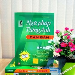 Sách Ngữ pháp tiếng Anh căn bản