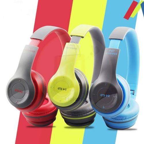 Tai nghe chụp tai Bluetooth Headphone Wireless