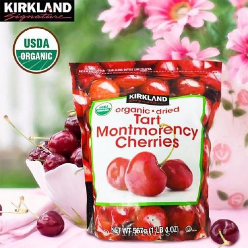 Cherry sấy khô cao cấp nhập khẩu tại Mỹ567gr