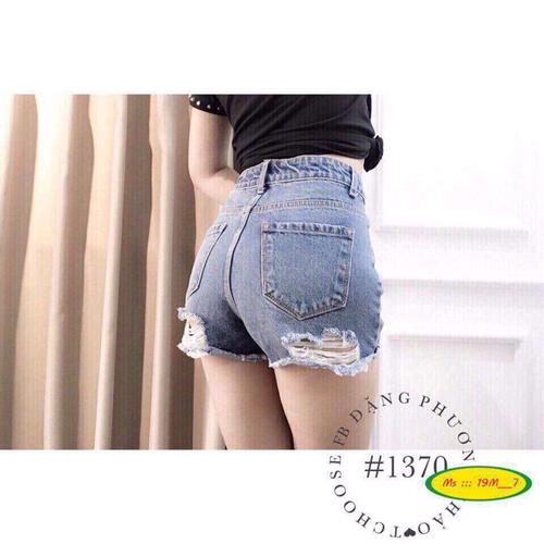Quần short jean nữ cực đẹp