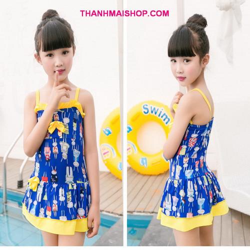 Đồ bơi bé gái 1 mảnh DBE012 hình gia đình thỏ váy xòe viền bèo - 7879932 , 11414264 , 15_11414264 , 130000 , Do-boi-be-gai-1-manh-DBE012-hinh-gia-dinh-tho-vay-xoe-vien-beo-15_11414264 , sendo.vn , Đồ bơi bé gái 1 mảnh DBE012 hình gia đình thỏ váy xòe viền bèo