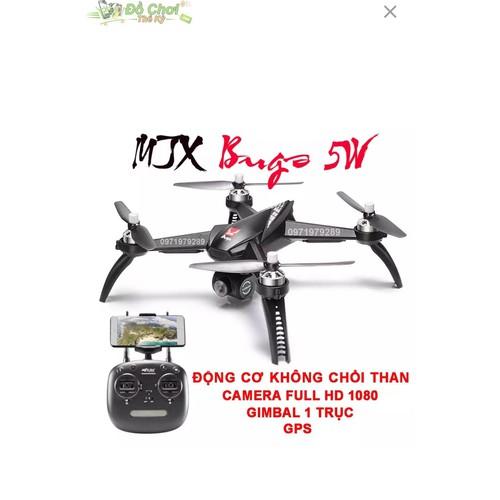 Máy bay Flycam MJX Bugs 5W