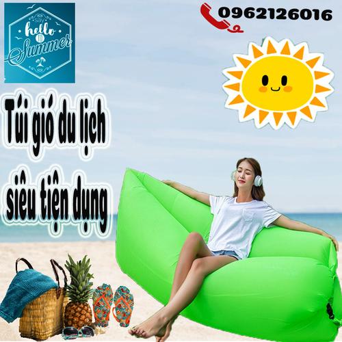 Túi gió du lịch vừa làm ghế làm gường hoặc phao bơi - 4602750 , 13727384 , 15_13727384 , 200000 , Tui-gio-du-lich-vua-lam-ghe-lam-guong-hoac-phao-boi-15_13727384 , sendo.vn , Túi gió du lịch vừa làm ghế làm gường hoặc phao bơi